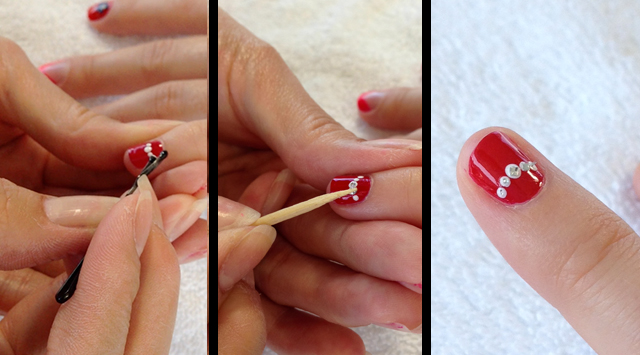 How to do nail art at home design the porthole bota bota spa - Easy nail designs to do at home ...