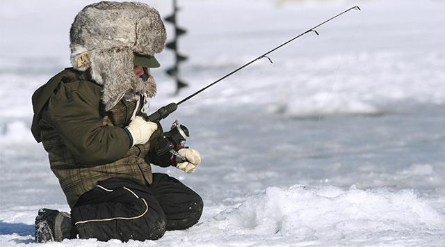 Les pêches payantes à podmoskove rybkhoz