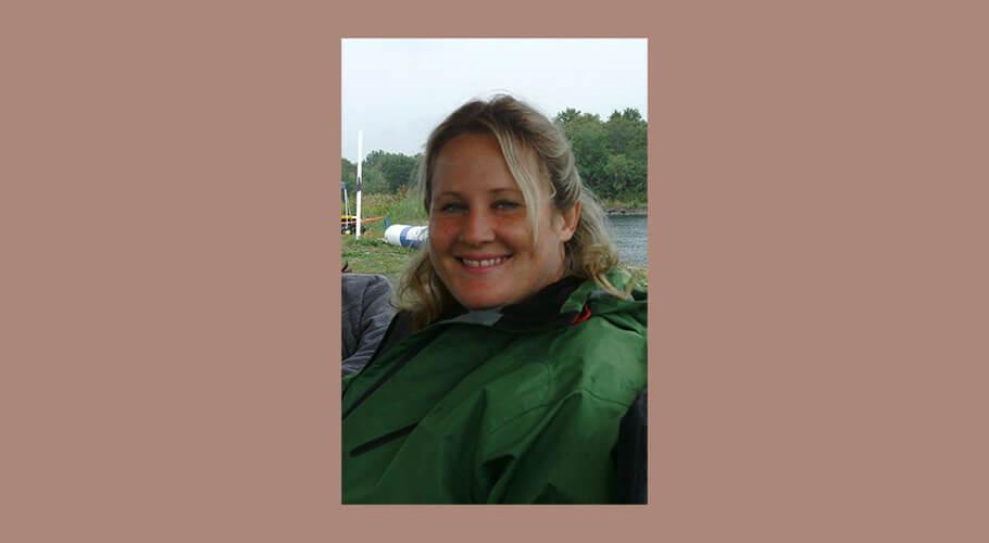 Portrait d'employée: Myriam S.