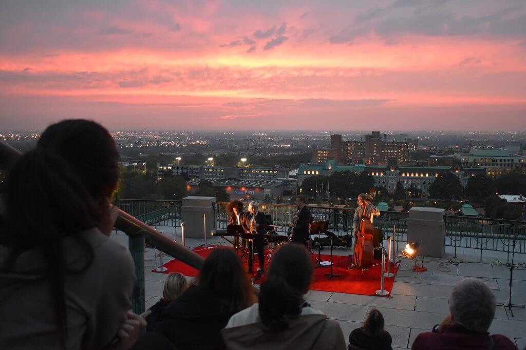 Les plus beaux endroits pour observer le coucher de soleil à Montréal