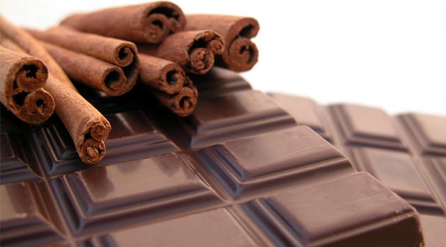 Pour vivre heureux et en santé: le chocolat