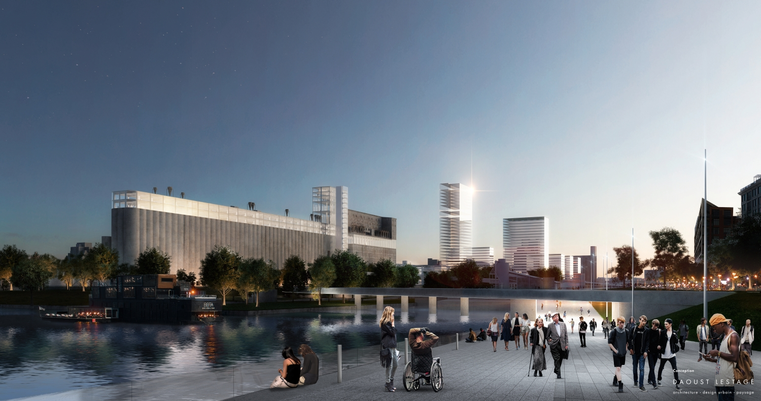 The futur of the Old Port of Montreal
