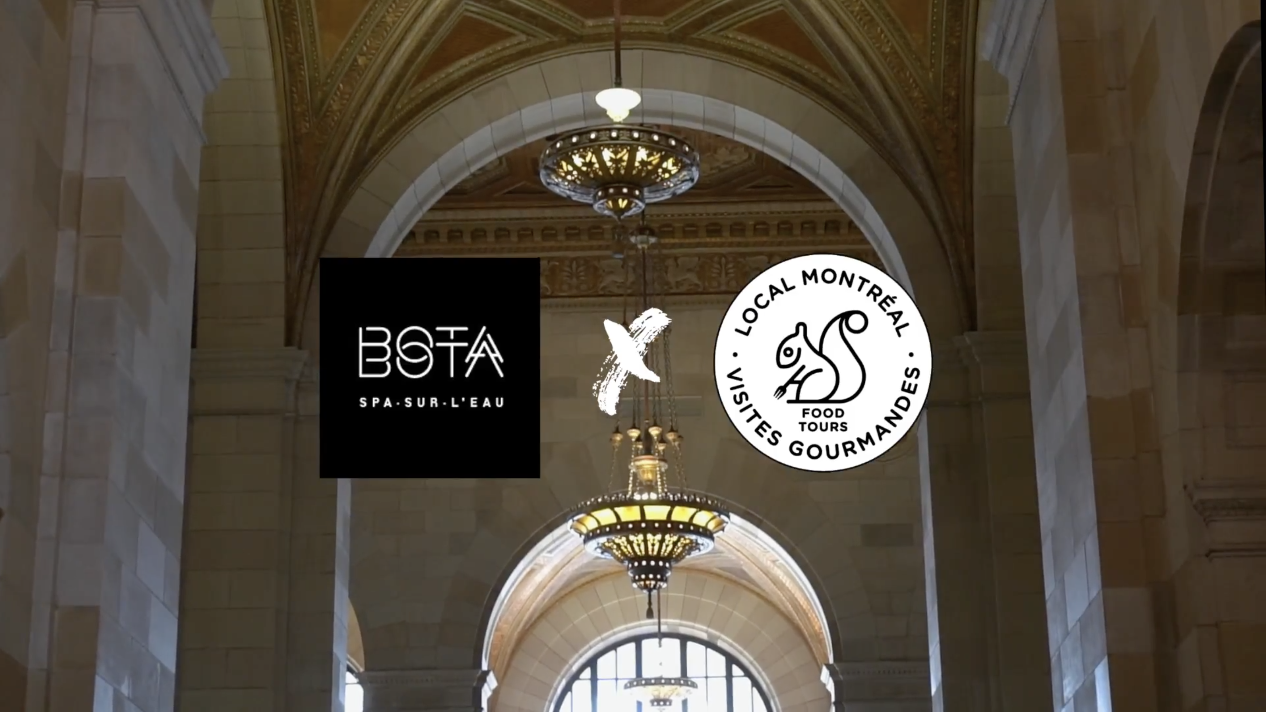 LOCAL MONTREAL TOURS X BOTA BOTA