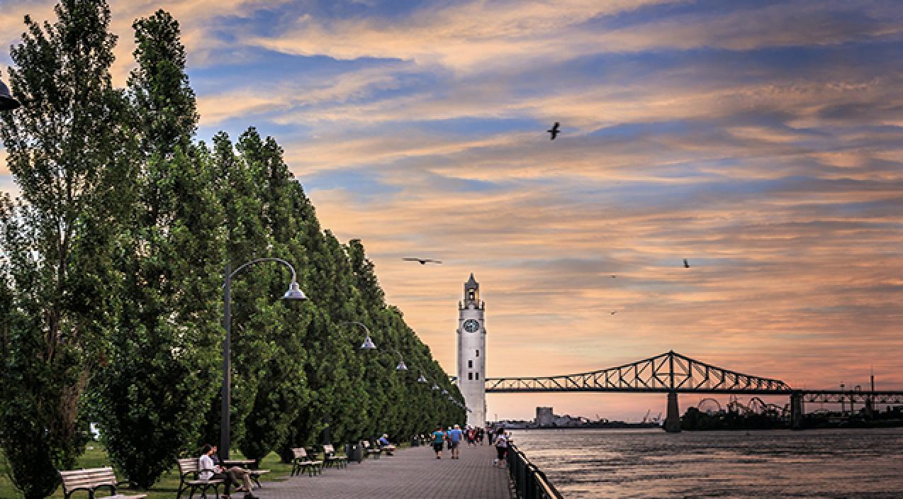 Les événements de l'été au Vieux-Port de Montréal