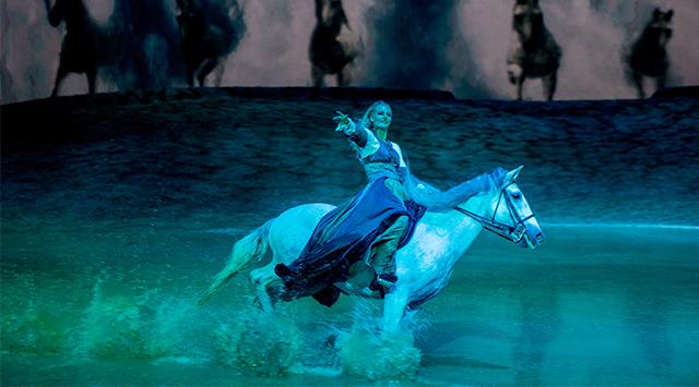 Cavalia: Odysséo, entre rêve et réalité