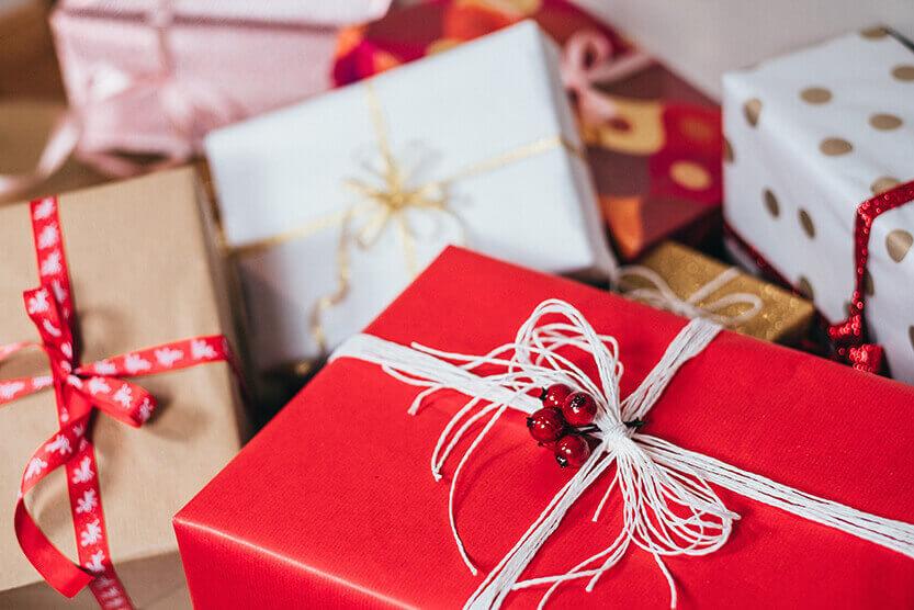 50+ Christmas gift ideas