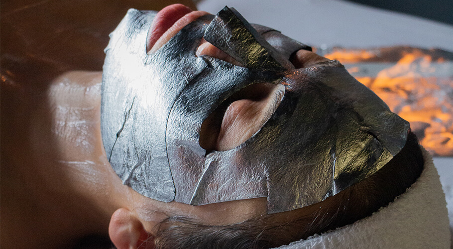 Wellness step #9: Apply a face mask
