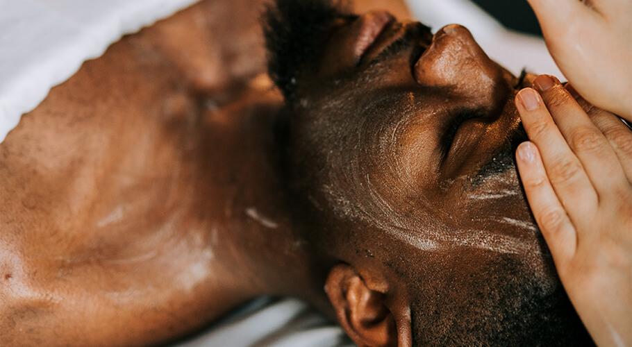 Les soins de la peau pour homme