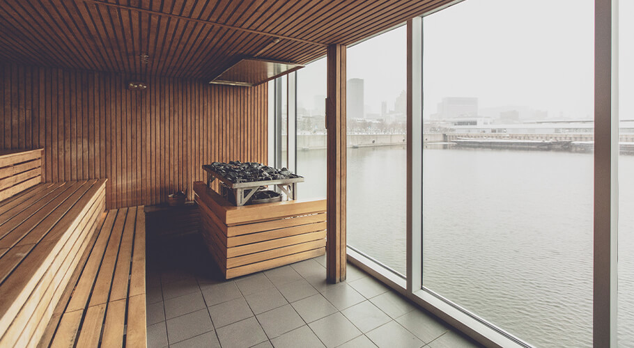 The sauna, an ally for our health