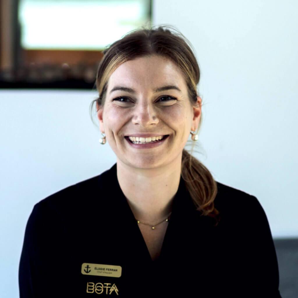 Portrait d'employé : Élodie F.